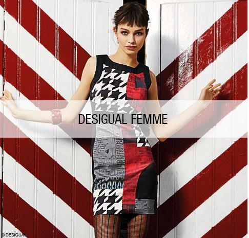 E boutique desigual place des tendances nouvelle collection - Place des tendances desigual ...